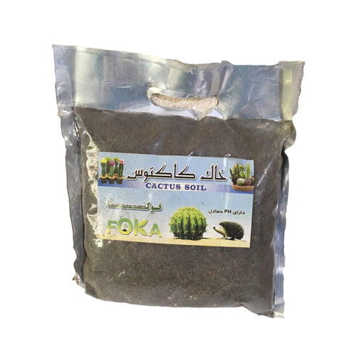خاک کاکتوس ایرانی