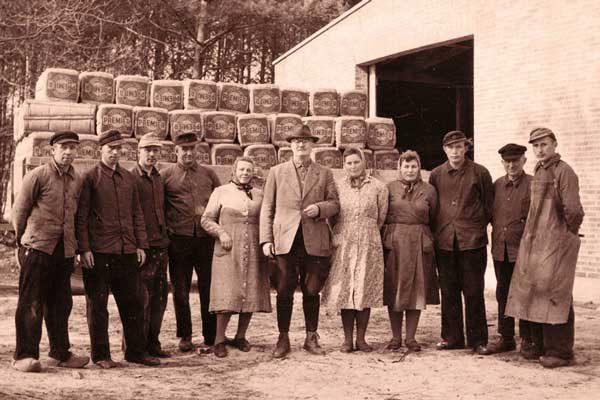 پرسنل شرکت گرامانفلور 1910