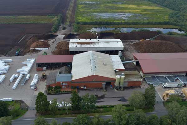 دفتر و کارخانه ی امروزی شرکت