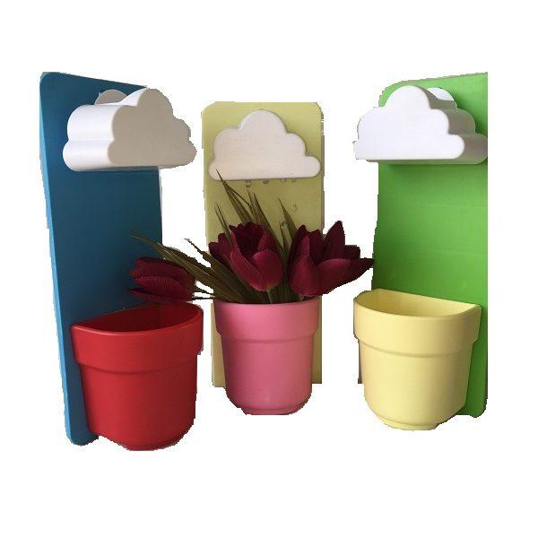 گلدان های بارانی