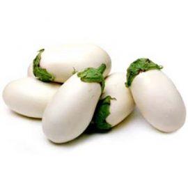 بادنجان دلمه ای سفید