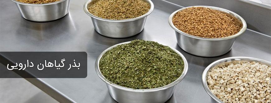 بذر گیاهان دارویی