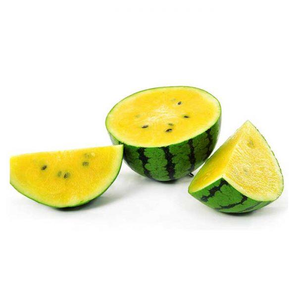 هندوانه دیمی زرد