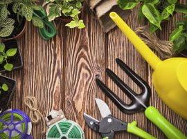 خرید لوازم باغبانی و آبیاری